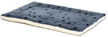 Midwest Container Beds 40242-FVBLS Reversible Pet Bed 41X27