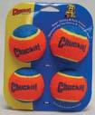 Canine Hardware 011971 Tennis Balls 4 Pack