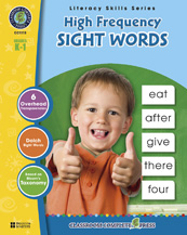 Classroom Complete Press CC1113 Sight Words