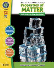 Classroom Complete Press CC4504 Properties of Matter