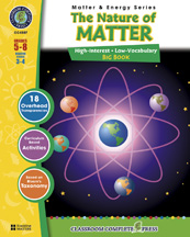 Classroom Complete Press CC4507 The Nature of Matter Big book