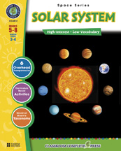 Classroom Complete Press CC4512 Space - Solar System