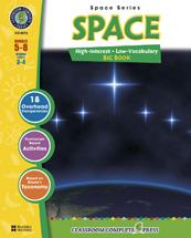 Classroom Complete Press CC4515 Space Big Book
