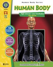 Classroom Complete Press CC4519 Human Body Big Book