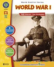 Classroom Complete Press CC5501 World War I
