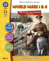 Classroom Complete Press CC5503 World Wars I & II Big Book