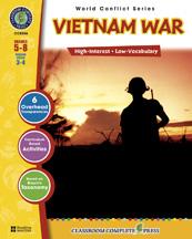 Classroom Complete Press CC5506 Vietnam War