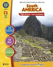 Classroom Complete Press CC5751 South America