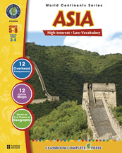 Classroom Complete Press CC5754 Asia