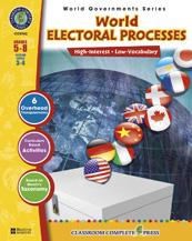 Classroom Complete Press CC5762 World Electoral Processes