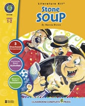 Classroom Complete Press CC2102 Stone Soup - Literature Kit