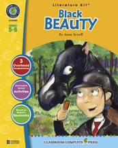 Classroom Complete Press CC2500 Black Beauty - Literature Kit