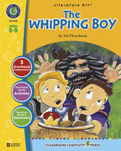 Classroom Complete Press CC2508 The Whipping Boy - Literature Kit