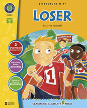 Classroom Complete Press CC2511 Loser- Literature Kit