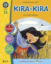 Classroom Complete Press CC2513 Kira-Kira - Literature Kit