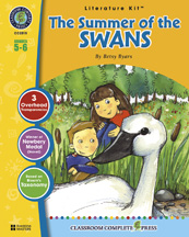 Classroom Complete Press CC2515 Summer of the Swans - Literature Kit