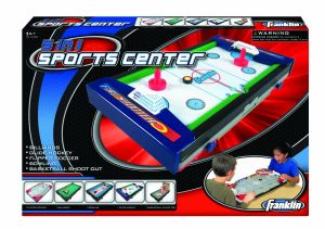 Franklin Sports 6492P1 5 In 1 Sports Center Game Table at Sears.com