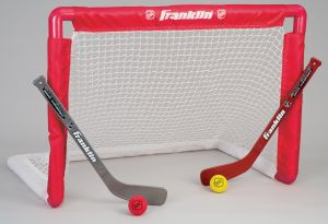 Franklin Sports 12442P1 NHL Mini Hockey Goal Set