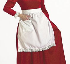 Halco 7151 Cotton Apron- One size fits most