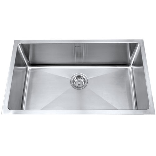 Kraus KHU100-30 stainless steel sink KRAS238