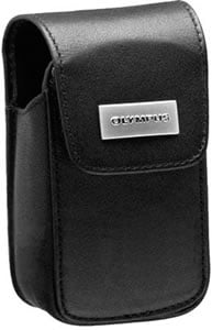 Olympus 200344 LEATHER CASE Olympus Soft Leather Case - For Camedia C-7000 Zoom Digital Camera