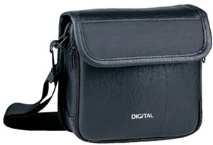 Sakar DC90 Digital Concepts Medium Digital Case Leatherette 6 X 3 X 7.