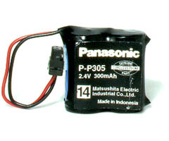 Panasonic P-P305A -TYPE 14 - Cordless Phone Replacement Battery For Panasonic Tc1000--Tc1045