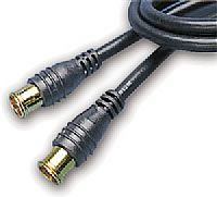 Zenith ZHT103 F To F Rg59 Quick-Connect Cables -12 Ft -