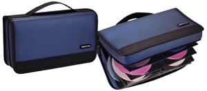 Motion Systems EDW096-BLU 96 Cd Wallet
