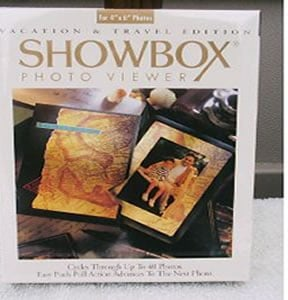 Warrens World SHOWBOX PHOTO VIEWER Wedding Edition Showbox Photo Viewer