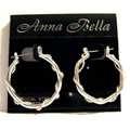Bulk Savings 133123 Anna Bella Fashion Earrings- Case of 100