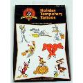 Looney Tunes 324425 Halloween Looney Tunes Temporary Tattoos- Case of 144
