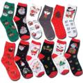 Bulk Savings 358557 Christmas Socks Case of 96