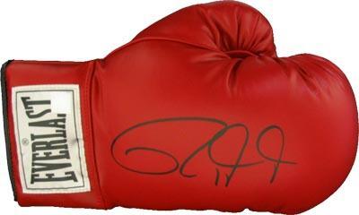 Superstar Greetings RJJ-SG Roy Jones Jr Signed Everlast Boxing Glove