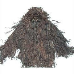 GhillieSuits G-BDU-J-Mossy-Small Ghillie Suit Jacket Mossy Small