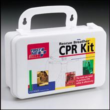 First Aid Only 208-CPR-FAO 18 Piece 4 Person CPR Kit