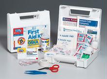 First Aid Only 223-AN 25 Person 106 piece Bulk ANSI Kit - Plastic Case