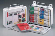 Pool & Lifeguard Kit - 16 Unit - 99 Piece - Metal Case with Gasket - 1 Ea.