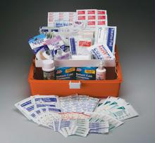 260 Piece Response Kit - Professional Grade Plastic Case - 1 Ea.
