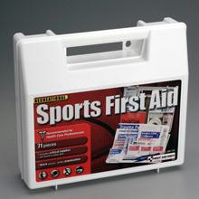 71 Piece Sports Kit - Large Plastic Case - 1 Ea.