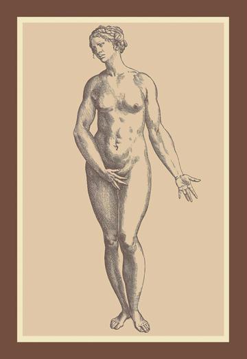 "Buyenlarge 11883-0CG12 Woman 12"" x 18"" Giclee Print On Canvas"
