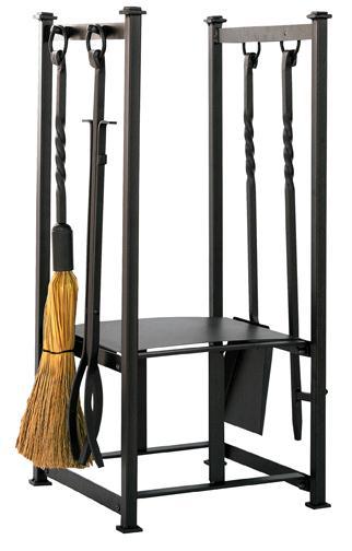 UniFlame W-1198 Olde World Iron Log Rack