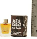 Dirty English By Juicy Couture Edt .17 Oz Mini