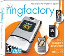 BLING SOFTWARE LIMITED 70013 RING FACTORY - VistaWIN 2000  XP  Vista
