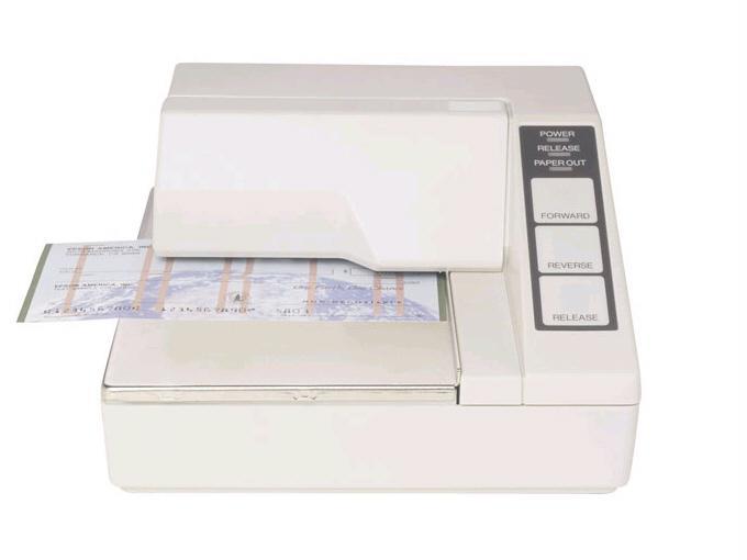EPSON C31C163272 TM-U295-272 Receipt printer B / W JIS B5