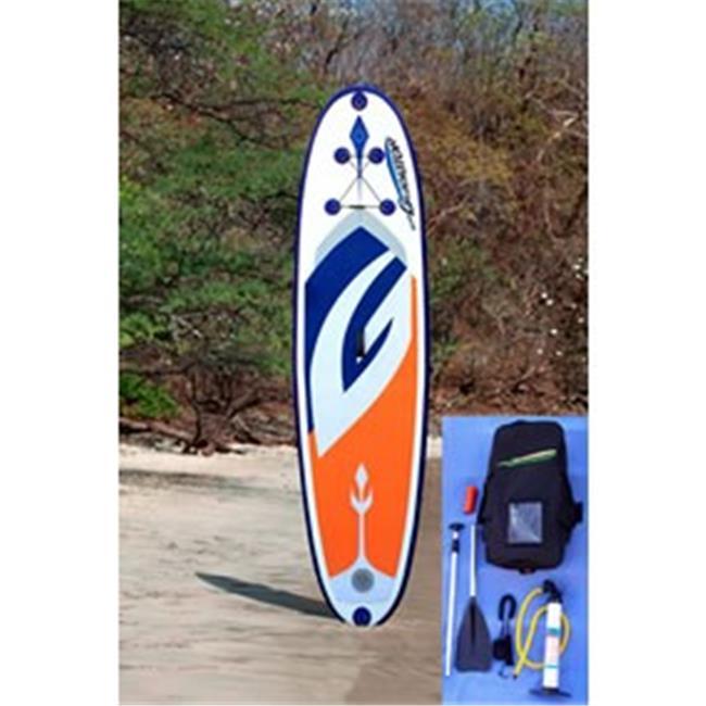 Stone River Gear GU10.6 Stone River Gladiator Sport Paddle Board