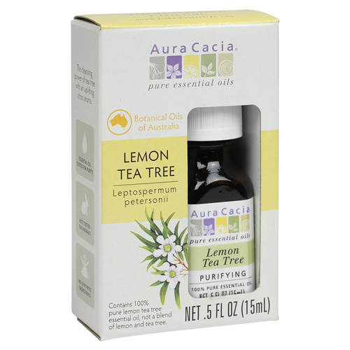 ECW1572130 Essential Oil Pure Lemon Tea Tree