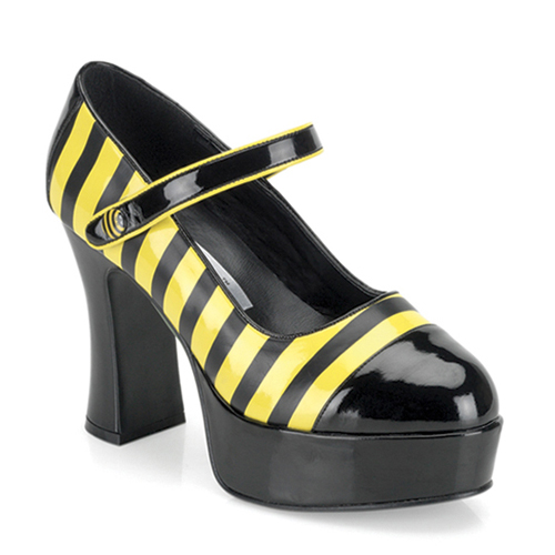 Funtasma Buzz-66 Bumble Bee Platform Size 12