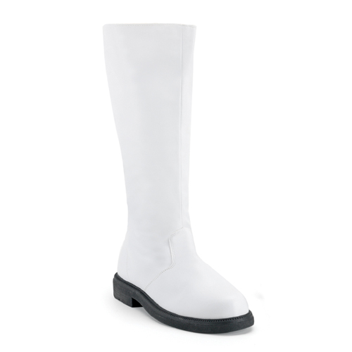 Funtasma Captain-100 Men S Black Pump Boot Size M