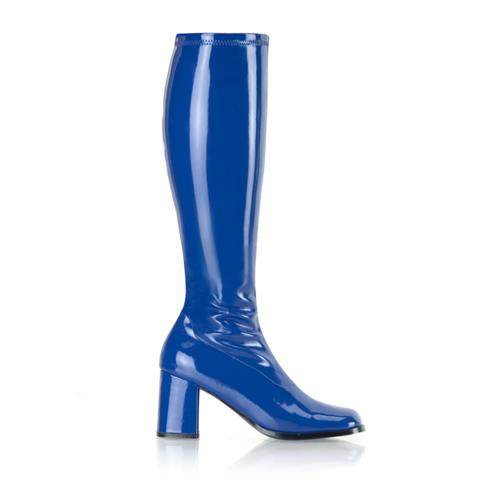 Funtasma Gogo-300 3 Inch Block Heel St Boot Size 12
